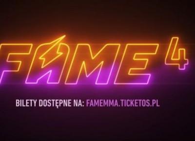 FAME MMA 4 - WYNIKI WALK!
