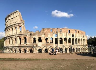 trzeźwy umysł: 3 dni w Rzymie to za dużo!