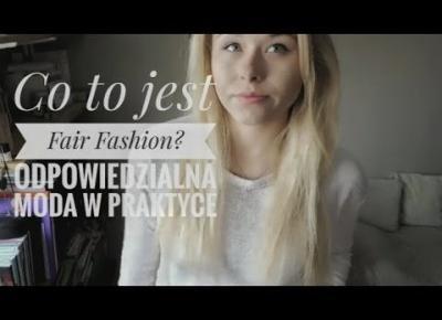 Co to jest Fair Fashion? Odpowiedzialna moda w praktyce. | Modeste by Maja Puente