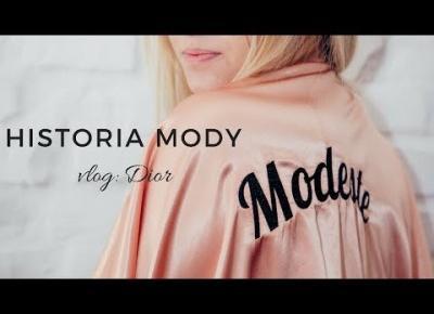 Historia Mody: 9 ciekawostek o Diorze | Maja Puente