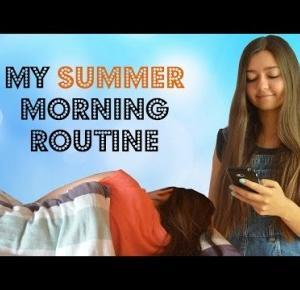☼ MY SUMMER MORNING ROUTINE ☼ MOJA PORANNA LETNIA RUTYNA  ☼