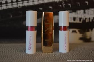 Mada-Blog: Moje ulubione szminki   recenzja
