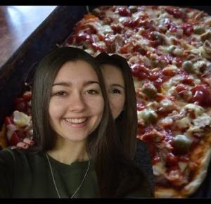 Vlog: Robimy pizzę! :)