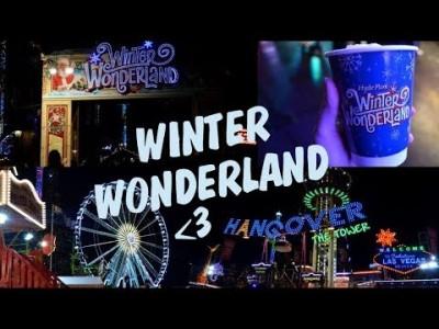 WINTER WONDERLAND W LONDYNIE! *jak z filmu! :o* | VLOGMAS W UK