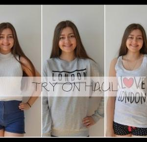 TRY ON HAUL: PRIMARK