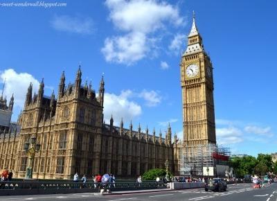 Mada-Blog: Londyn, cz.1