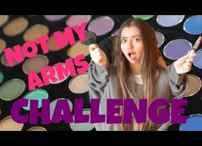 NOT MY ARMS CHALLENGE!