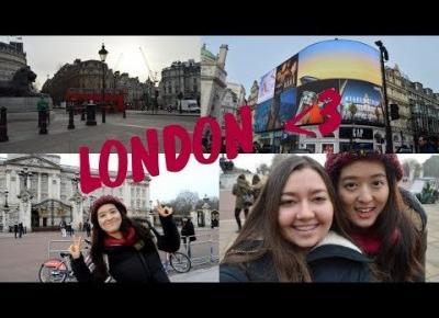 VLOG: WYPAD DO LONDYNU!