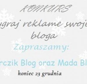 Mada-Blog: ♥ KONKURS! ♥