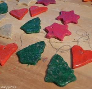 Mada-Blog: DIY: ozdoby choinkowe z masy solnej ♥