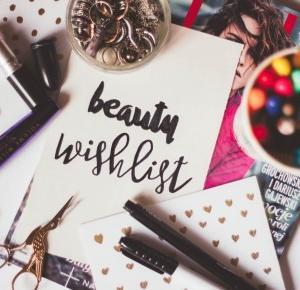 Kosmetyczna wishlista • by Gasky