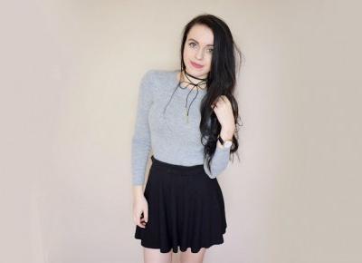 Kakaao: Grey sweater