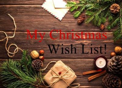 Moja Świąteczna Wish Lista!