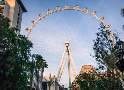 High Roller - Największe koło obserwacyjne na świecie - Las Vegas         |         Future Dream