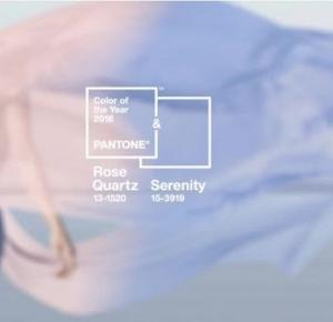 Simplify your life: Rose Quartz i Serenity: kolory Pantone na 2016 rok !
