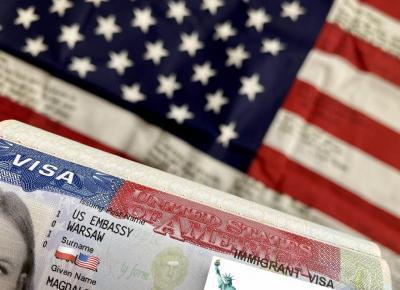 MVGDALENA: Zostałam wylosowana w loterii wizowej! I co dalej? Wyprowadzam się do USA?