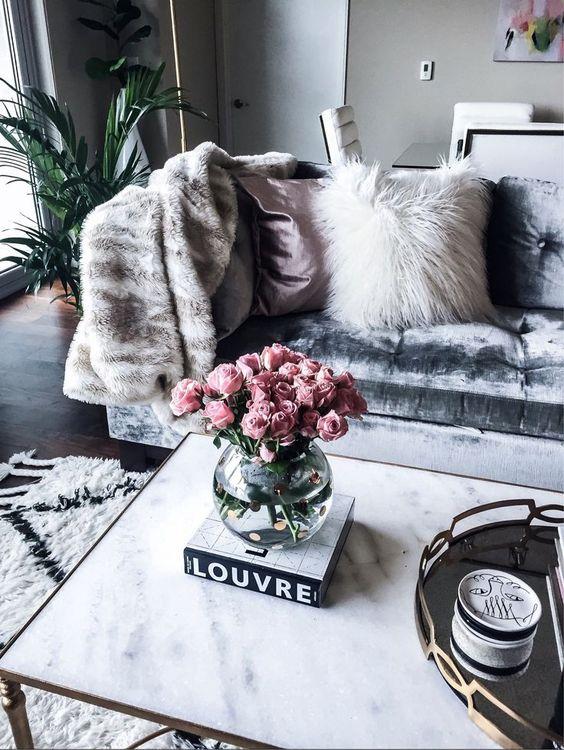 #121 Fashion Room Decor Inspirations || Inspiracje dla wnętrza w stylu 'fashion' - My Vogue