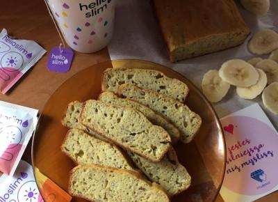 #112 Banana bread || Chlebek bananowy - My Vogue