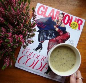#72 Cocktail with kiwi, bananas and chia seeds || Koktajl z kiwi i bananów z dodatkiem nasion chia - My Vogue
