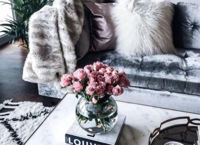 #121 Fashion Room Decor Inspirations || Inspiracje dla wnętrza w stylu 'fashion' - My Vogue
