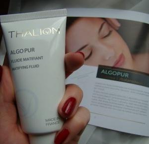 #47 Review amazing Thalion product - matifying fluid    Recenzja niesamowitego produktu Thalion - fluidu matującego - My Vogue