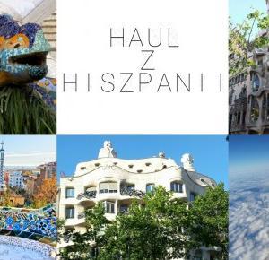 HAUL Z HISZPANII - Pink Shadow of Soul