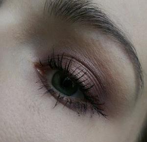 Makeup look - krok po kroku  - Namalovane ❤