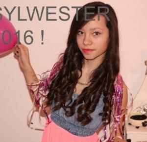 Sylwester 2016 ! Pierwszy filmik na YouTube. | Blog nastolatki