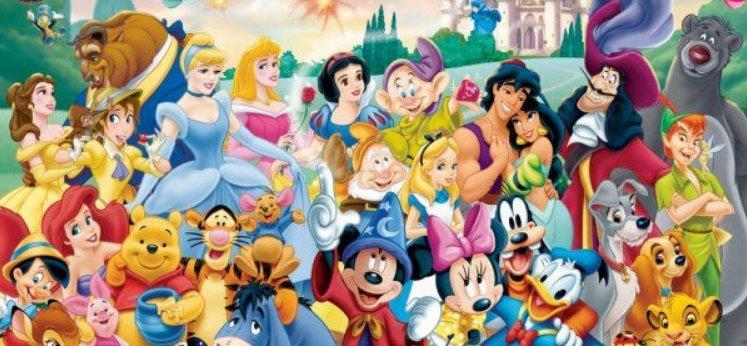 Disney i nie tylko w nowym wydaniu!