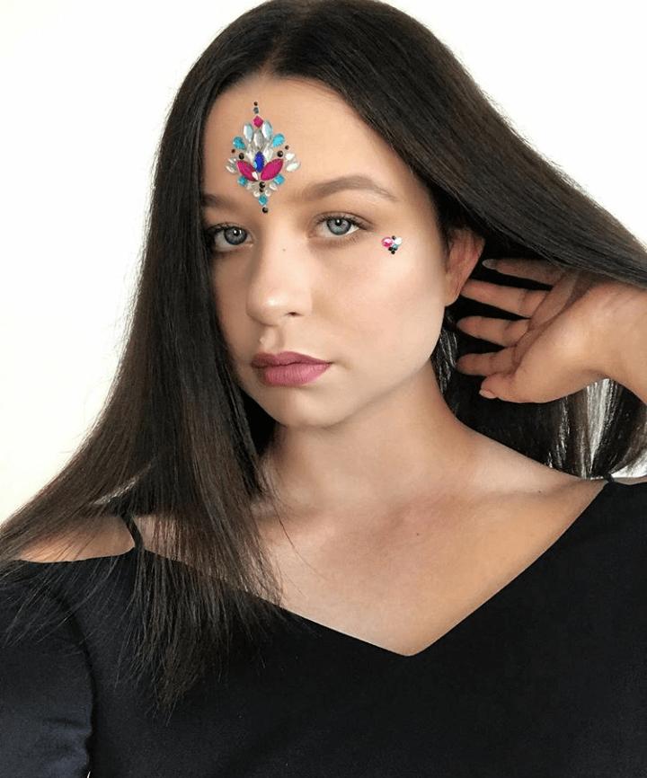 Festiwalowy Makijaż Z Rossmanna