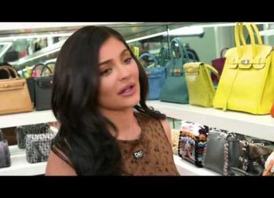 Kylie Jenner pokazała swoją kolekcję torebek! + torebki Stormi