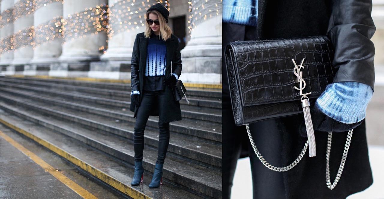 Maffashion Zimą. Co lepsze buty czy torebka?