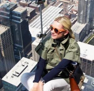 Letnie stylizacje - Chicago