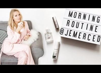 MY MORNING ROUTINE - Jessica Mercedes