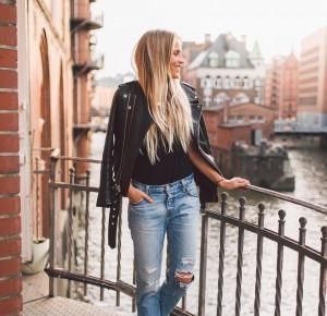 Klasyczny miejski styl - Janni Deler