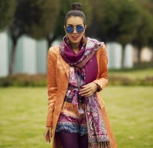 Pokoloruj swoją jesień, zainspiruj się stylizacją od Macademian Girl