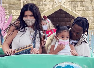 Kylie Jenner i Travis Scott znów razem!? Czy Stormi będzie miała rodzeństwo?