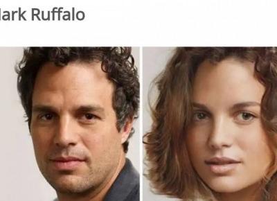 Aktorzy Marvela jako kobiety!