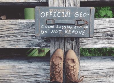 Geocaching- zmień każdy spacer w przygodę!
