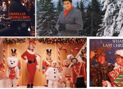 Piosenki, które wprawią Cię w świąteczny nastrój!