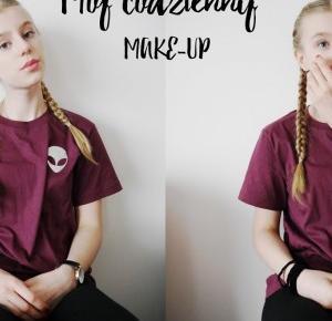 Natalka: ☼ Mój codzienny makijaż ☼