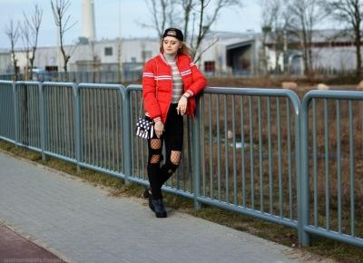 Buntowniczka |  Fotografia sposobem wyrazu