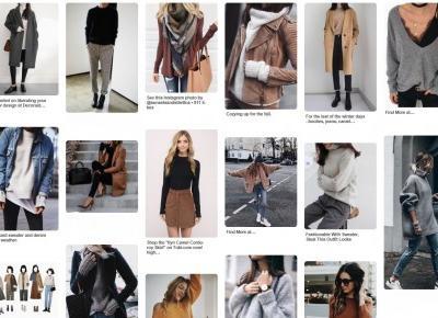 Modne kolory | jesień/zima 2017/18  Fotografia sposobem wyrazu