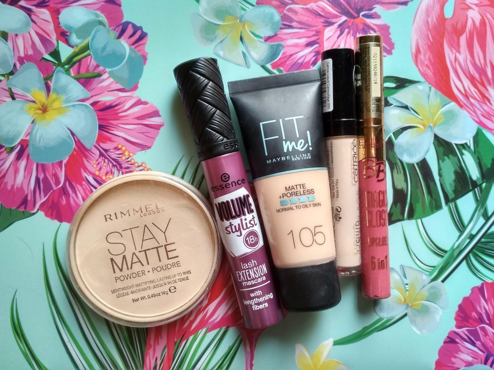 5 makijażowych perełek za mniej niż 20 złotych | N. o kosmetykach