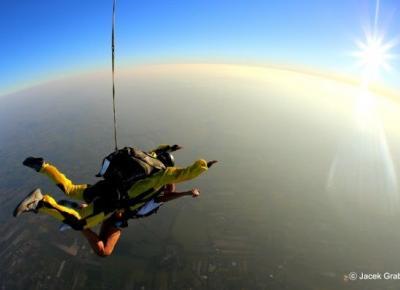 Jak dojadę™ do ?: Skoki spadochronowe - sport ekstremalny dla każdego