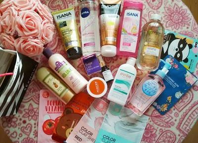 Zakupowe szaleństwo - marzec | N. o kosmetykach