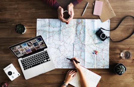 Jak dojadę do ?: Jak zaplanować swój pierwszy wyjazd bez biura podróży?