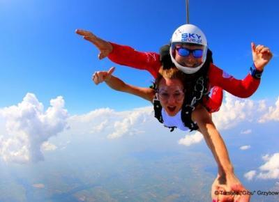 Jak dojadę do ?: Skoki spadochronowe - sport ekstremalny dla każdego