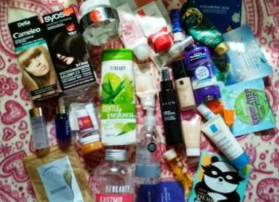 Mega denko marzec 2018 | N. o kosmetykach