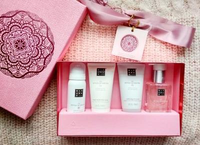 Recenzja - Rituals the Ritual of Sakura zestaw prezentowy | N. o kosmetykach